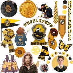 hufflepuff cedricdiggory harrypotter aesthetic hogwarts freetoedit