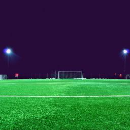 picsart100million picsartstickers picsartchallenge football stadium photography photoshoot green greenland naturephotography