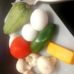 food freshingredients inmykitchen eggs vegetables