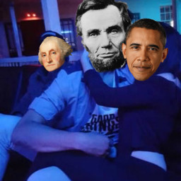 obama abrahamlincoln georgewashington