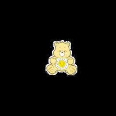 fanartofkai vscogirl bear bears indie indiekid osito yellow pastel sun darling cottage cottagecore aesthetic colorful colorpop art kids qsy cute tiny vintage kawaii freetoedit