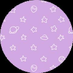 aesthetic purple cute circlebackground freetoedit