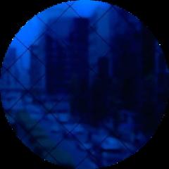 background circlebackground darkblue freetoedit
