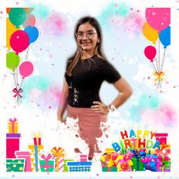 happybirthday happy baloes birthday freetoedit