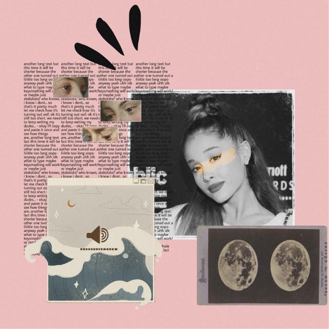 #collage #arianagrandebutera