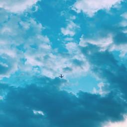 freetoedit daisysquad ridaphotography sky blue