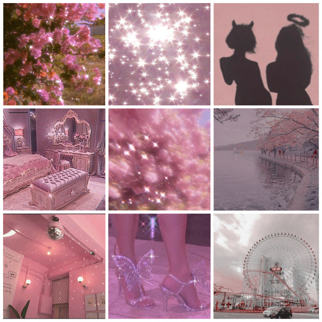 @papa_mochi Thank you!! Love the profile pic!!!       #pink #aesthetic #pinkaesthetic #glitter