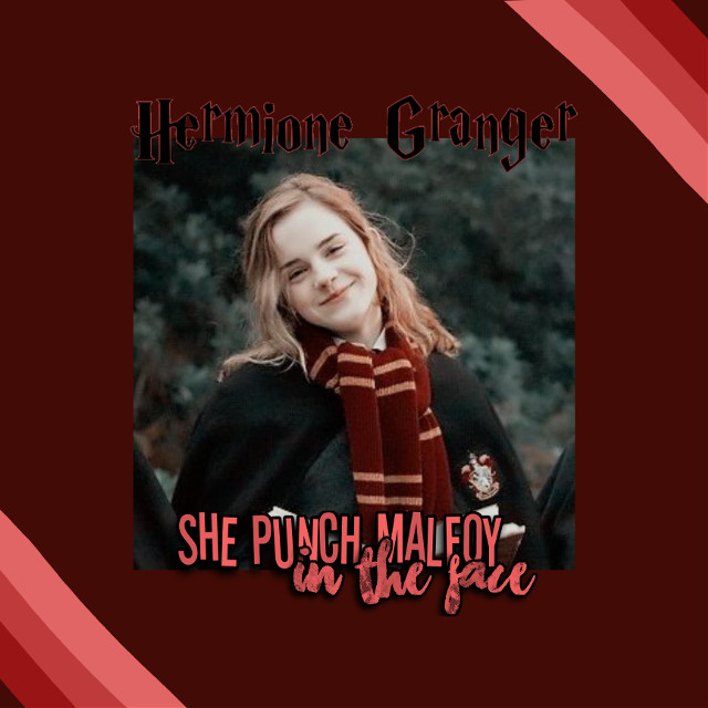𝚁𝚎𝚊𝚍 Eeeekkkk  Happy birthday to this queen !!! She will always be the best know-it-all 😂🤓 And we shall always envy her for punching draco in the face 😌😌( sorry @mileven4evaaaa ) Comment red heartssss If yall liked this edit,make sure to double tap and follow me for moreeeee Hashtags #hermionegranger  #hermione  #hermionejeangranger  #hermionegrangeredit  #hermionegrangeraesthetic  #hermioneedit  #hermioneaesthetic  #harrypotter  #ronweasley  #ginnyweasley (my queen)  #redaesthetics  #happybirthdayhermione  Byeee yall
