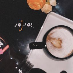 cappuccino drink relax black interesting art photography summer september 2020 explore