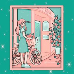 freetoedit aestheticedit aesthetictumblr anime blue aestheticblue boy wallpaper girl pink aesthetic aestheticpink