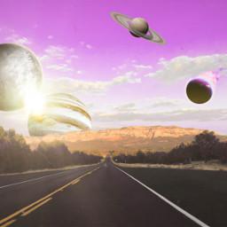 planetas explocion planet galaxy espacio espacio🚀 galaxia🌌 galaxia freetoedit