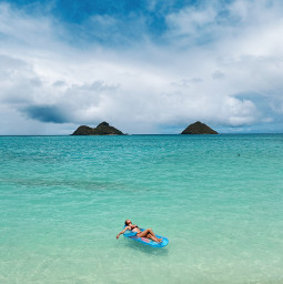 freetoedit paradise ocean hawaii vacation