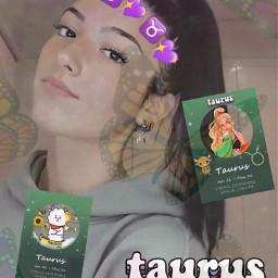 zodiac charlidamelio taurus fun freetoedit