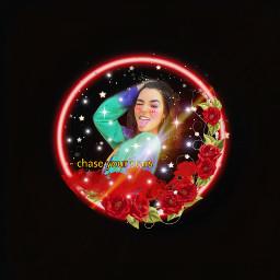 edit art tutorial red redaesthetic clouds roses stars sparkle redhair indiana indianamassara lensflare blush neon neoncircle circleframe circle freetoedit