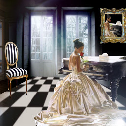 expressyourselffall2020 lightanddark baroque piano dbanta2020 fc freetoedit