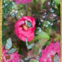 expressyourselffall2020 impressionism flowers dbanta2020 fc freetoedit