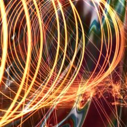 freetoedit holographic neon art artdigital