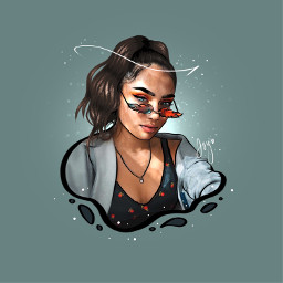 freetoedit outline outlineedit edit art joysart outlines outlinedart lineart procreate ibispaintx picsart digitalart drawing insta instagramedit trendy avanigregg avani tiktok girl pretty avanigreggedit avanioutline blue