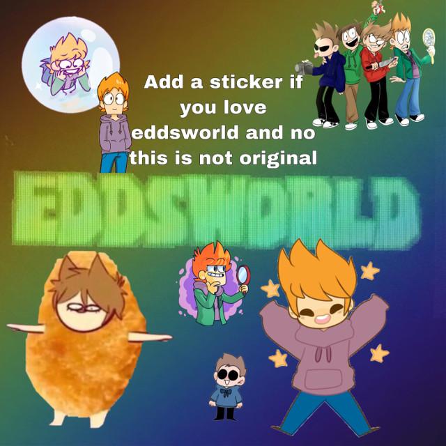 MATT  iS LIFE #eddsworld #eddsworldmatt #eddsworldtord #eddsworldedd #eddsworldtom #eddsworld⭐