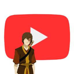 zuko atla avatarthelastairbender youtube app appicon icon ios14 freetoedit