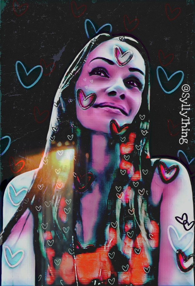 #artisticselfie #justme #madewithpicsart #heypicsart #hearts #doodlehearts #magiceffects #stencilereffect #creative #artistic #collage #collageart #getsylly #noticeme #picsart #picsartfamily #addphoto #sticker