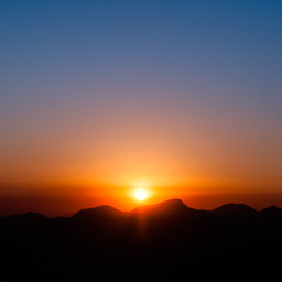 goldenhour mountains sunset sunshine fanartkpop voteforme championship gold hour time pcgoldenhour