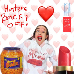 miranda mirandasings mirfanda mirfandas hatersbackoff hatersbackoffonnetflix colleenballinger ballinger lipstick cheeseballs