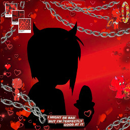 bokunopico pico devil anime freetoedit