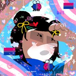 juneegbert homestuck trans transgirl bi freetoedit