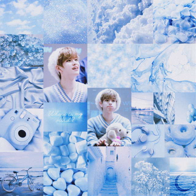 """✨Happy Seungmin Day!!!✨  In this post:  Color : Blue Name : Kim Seungmin Group : Stray Kids Label : JYP Fandom Name : Stay Fandom Color : ~ Nationality : Korean Languages : Korean, English Other Info : Voalist; Maknae Line; Dandy Boy; Sunshine; """"Staaa~""""; """"Milky milkshake""""; Lived in LA for some time; He is Wonpil's son, you cant convince me otherwise; Number one Myday; ISTG this kid loves DAY6 so much  Hashtags : #happyseungminday #seungmin #kimseungmin #seungminskz #seungminstraykids #kimseungminstraykids #straykids #straykidsseungmin #stay #youmakestraykidsstay #collage #collageedit #freetoedit #dysfunctional #ahgase #teume #teumae  Hope you liked this edit!!! Sincerely,                A Dysfunctional Aghase and Teume💚💎   <3"""