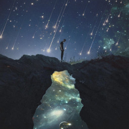 wishing stars wishingonastar whereareyou stargazing sky galaxy shootingstars nightsky heaven twinkletwinklelittlestar