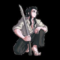 demonslayer haganezuka katana anime freetoedit