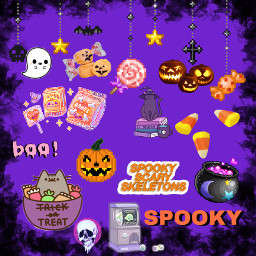 halloweencore freetoedit