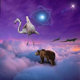 freetoedit sky surreal createbyme