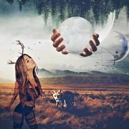 fantasy surreal magic freetoedit