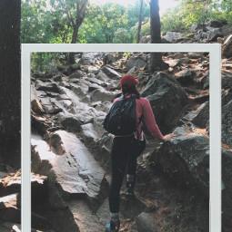 nature hikingadventure outdoors freetoedit