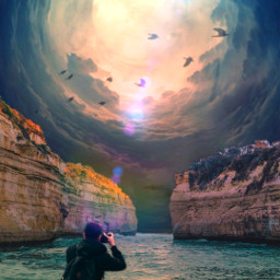mastershoutout surreal photomanipulation blending editedstepbystep fantasy imagination cutouttool adjusttool filters madewithpicsart freetoedit