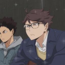 freetoedit anime haikyuu oikawa