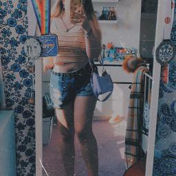 freetoedit edit girl vsco aesthetic y2k clothes vintage
