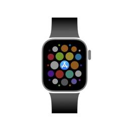 freetoedit apple iphone ios applewatch applewatch2 watch smart smartwatch sticker watchseries mywatch