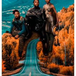 @asweetsmile1 freetoedit black africanart blackpanther blendedimages beautiful fanart family