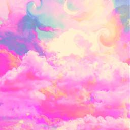freetoedit picsart sky pinksky background remix remixit