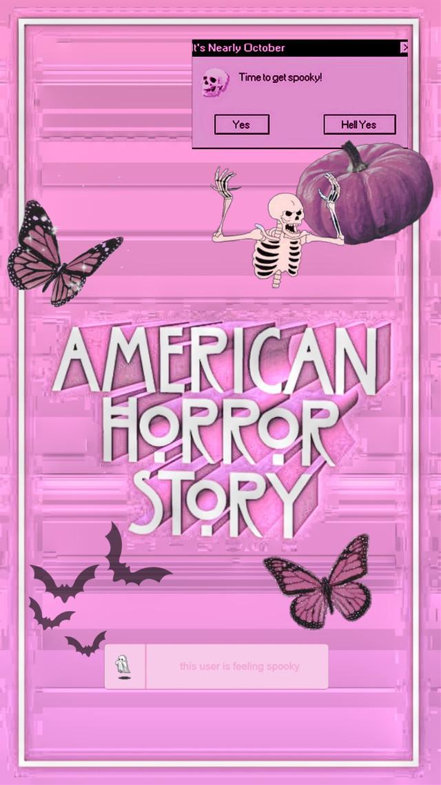 #Halloween#spooky#spookyseason#windows#2000s#bats#pink#ahs#americanhorrorstory#pinkaesthetic#october#cute#text#textbubble#butterfly#butterflies#pumpkins#ghost#skeleton  💖💖💖
