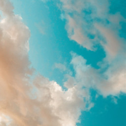 sky clouds bluesky lookingup dreamy