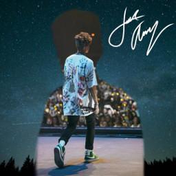jackavery jack avery jackrobertavery wdw whydontwe whydontweedit handprints galaxy stage music freetoedit