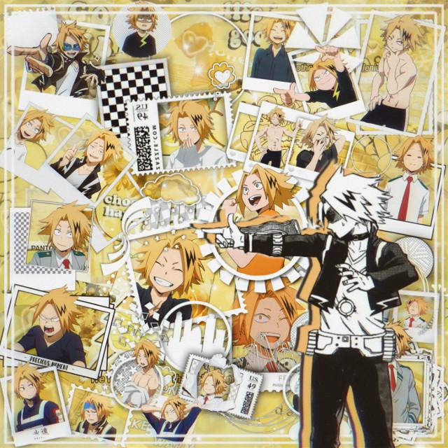 #anime #manga #otaku #japan #weeb #bnha #mha #bokunoheroacademia #myheroacademia #boku #no #hero #academia #myhero #my #hero #denki #kaminari #denkikaminari #kaminaridenki #thunder