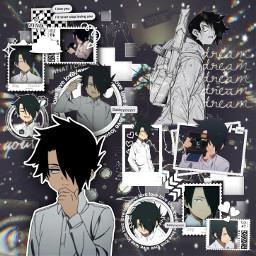 anime manga otaku japan weeb the promised neverland thepromisedneverland ray tpn tpnray emma norman thepromisedneverlandray freetoedit