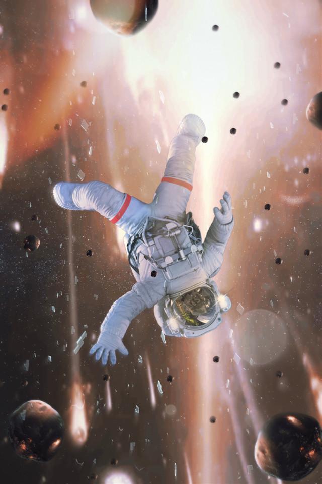 #astronaut #meteorite #glass #explotion #space #ftestickers #madewithpicsart #picsarteffects