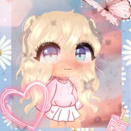 cute girl gacha gachaclothers freetoedit