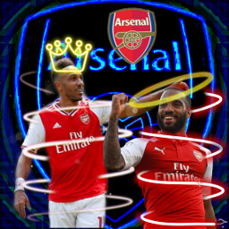 football arsenal premierleague edit freetoedit